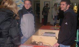 Schüler machen Radio