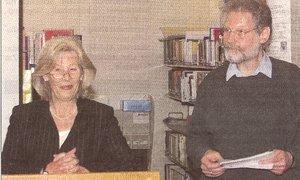 Margret Gerschlauer und Hans Heinrich März